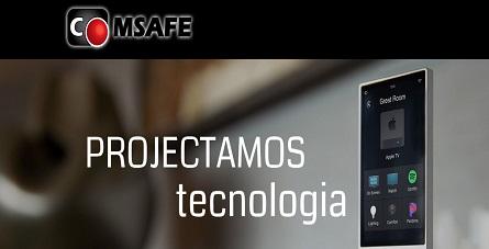 Casas Inteligentes Instalacao Alarmes Comsafemob